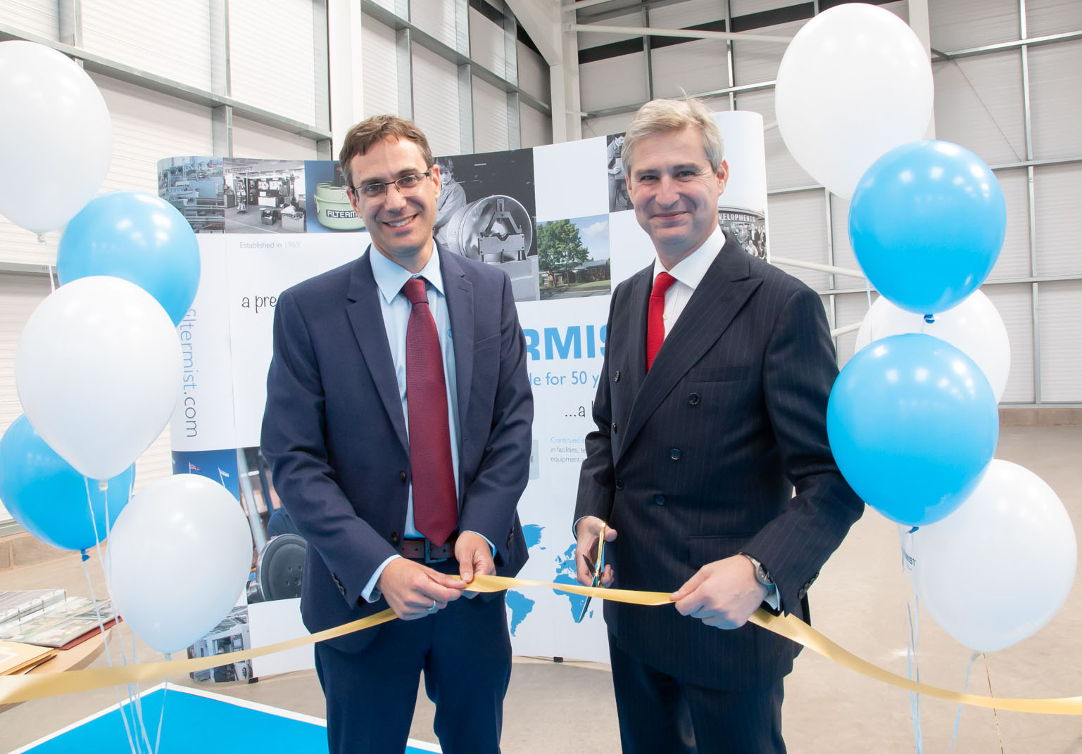 Filtermist International targets further expansion with new 30,000 sq ft distribution centre