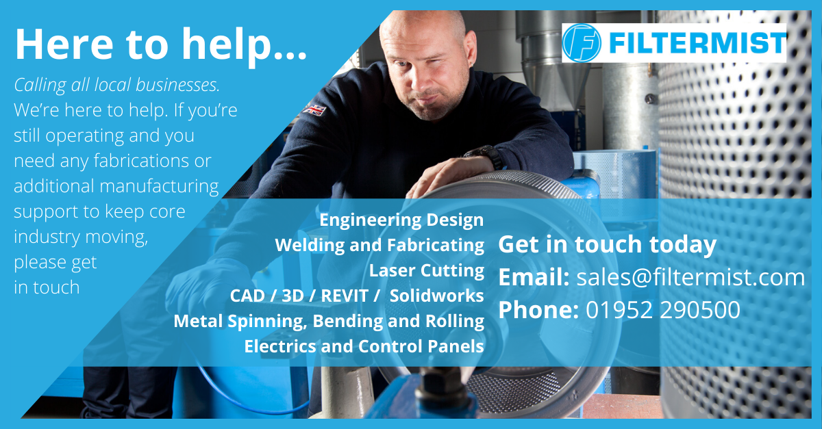Calling all local engineering and manufacturing businesses!