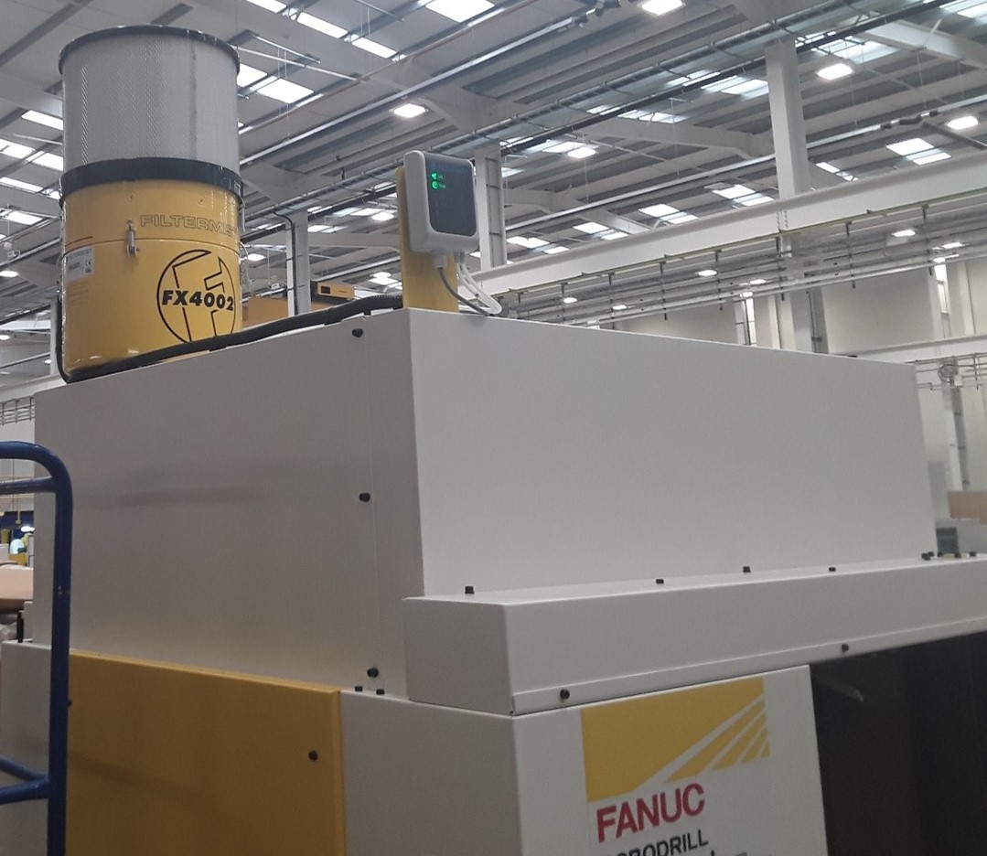 Filtermist oil mist filter to feature in FANUC UK virtual open house