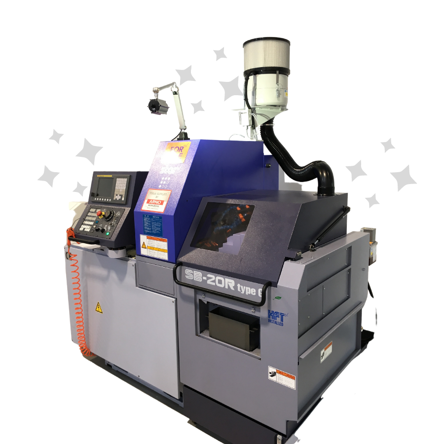 Effective oil mist removal helps keep machine tools looking brand-new for longer