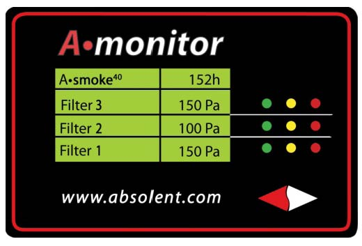 Absolent launch A.Monitor