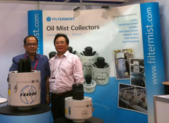 Filtermist on Show in Thailand