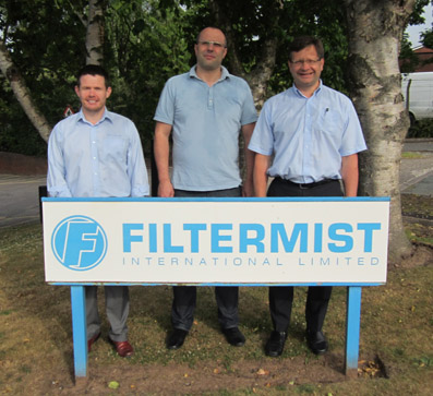Filtermist welcomes new Polish distributor