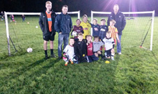 Filtermist UK scores with Rolleston Under 8's Football Club