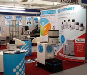 First 2015 UK show highly successful for Filtermist