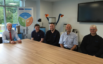 Filtermist appoints apprentices to engineer continued global success