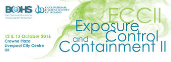 Filtermist to showcase clean air capabilities at Exposure Control and Containment Conference