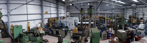 Thirty-year-old Filtermist units replaced in machine shop re-vamp