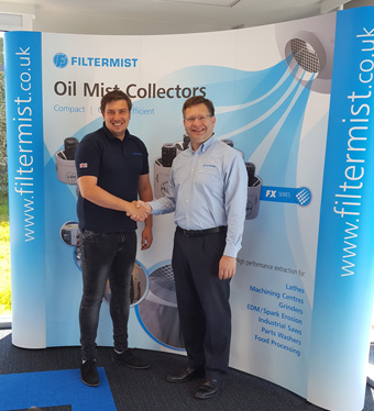 New deal strengthens Filtermist's Service and LEV Testing proposition