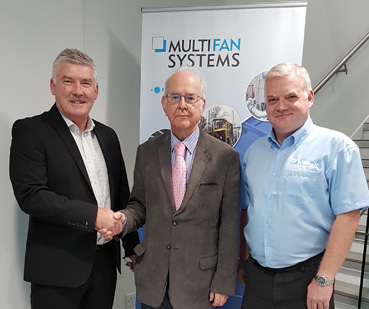 Multi Fan Systems acquires Modus Air Ltd to support growth plans
