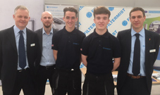 New Filtermist apprentices benefit from state-of-the-art training facility