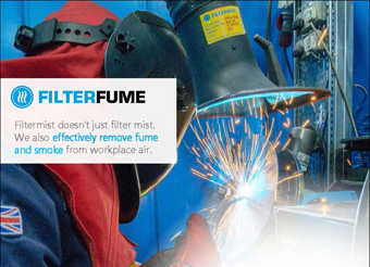 Why choose Filtermist for effective fume removal?