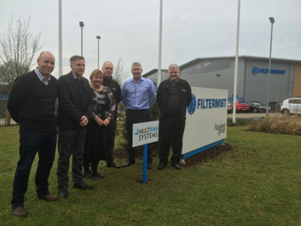Filtermist welcomes Multi Fan Systems to Telford