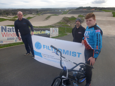 Filtermist supports Telford teenager with Tokyo 2020 dreams