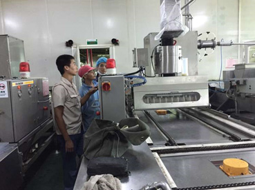 Filtermist's oil recycling capability is icing on the cake for Chinese food machinery manufacturer
