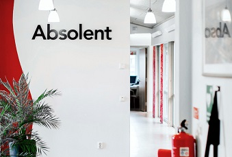 Absolent AB to build new headquarters