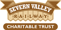 Severn Valley Railway 'Helping hands for Falling Sands' Donation